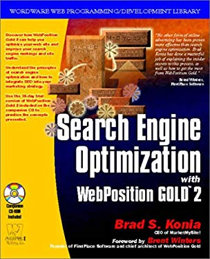 Search Engine Optimization with Webposition Gold [With CDROM] 9781556229244