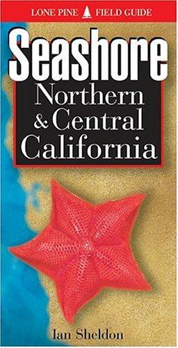 Seashore of Northern & Central California 9781551051444