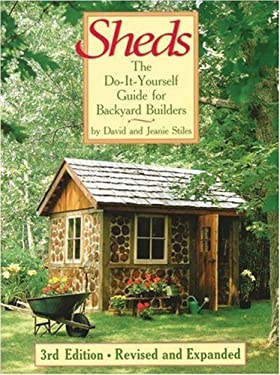 Sheds: The Do-It-Yourself Guide for Backyard Builders 9781554072248