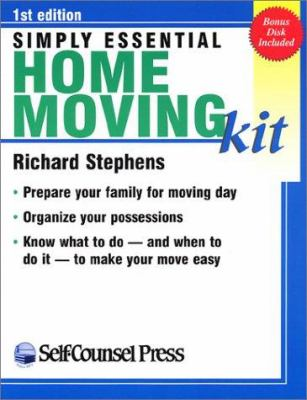 Simply Essential Home Moving Kit 9781551803692
