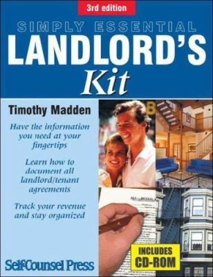 Simply Essential Landlord's Kit [With CDROM] 9781551807805