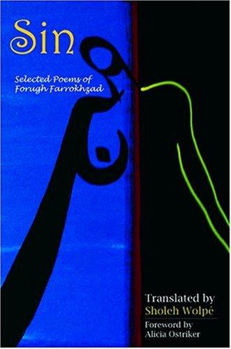 Sin: Selected Poems of Forugh Farrukhzad 9781557288615