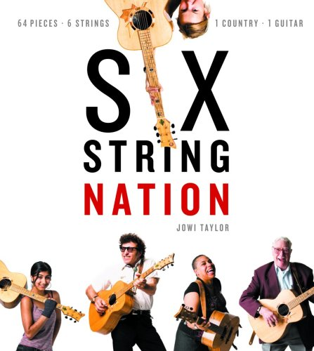 Six String Nation 9781553653936