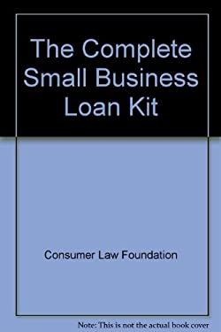 Small Business Loan Kit 9781558509962