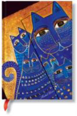 Smythe Sewn Fantastic Felines Mediterranean Cats Lined 9781551563961