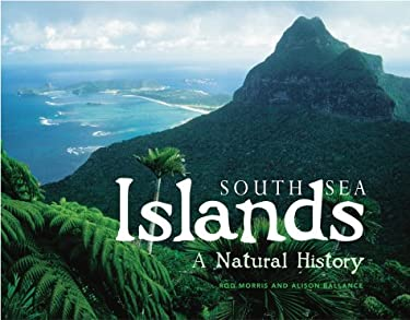 South Sea Islands: A Natural History 9781552976098