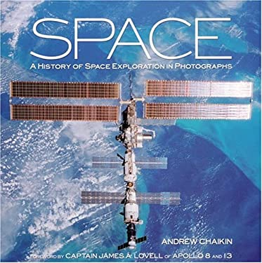 Space: A History of Space Exploration in Photographs 9781552979877