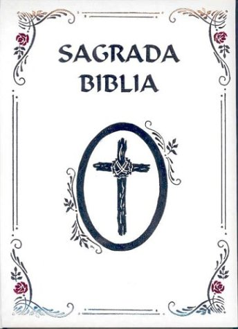 Spanish Catholic Family Bible-Nab