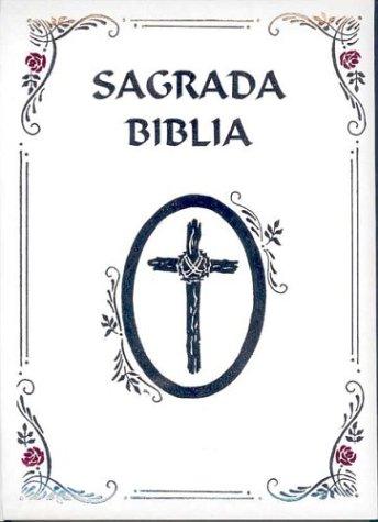 Spanish Catholic Family Bible-Nab