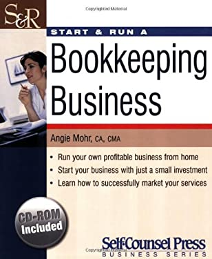 Start & Run a Bookkeeping Business [With CDROM] 9781551806419