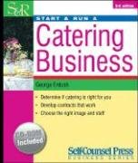 Start & Run a Catering Business [With CD-ROM] 9781551807362