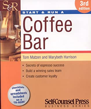 Start & Run a Coffee Bar 9781551807713