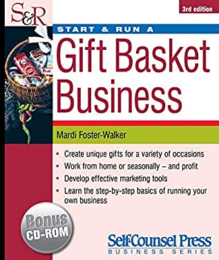Start & Run a Gift Basket Business [With CD-ROM] 9781551805030