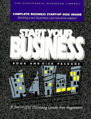 Start Your Business: A Beginner's Guide [With *] 9781555713324