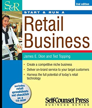 Start and Run a Retail Business [With CDROM] 9781551807232
