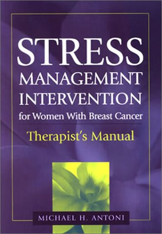 Stress Management Intervention for Women with Breast Cancer 9781557989413