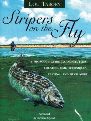 Stripers on the Fly 9781558216396