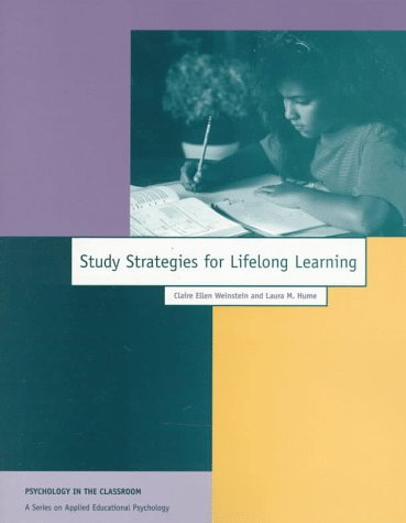 Study Strategies for Lifelong Learning 9781557984999