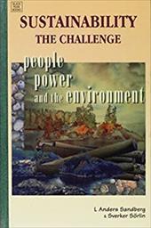 Sustainability - Sandberg, L. Anders / Sorlin, Sverker / Sc6rlin, Sverker