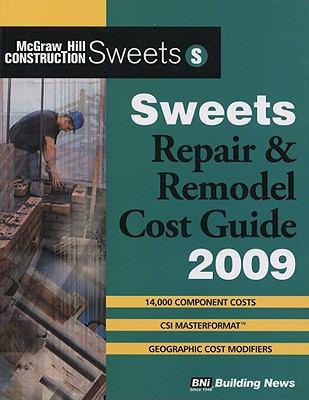 Sweets Repair & Remodel Cost Guide 9781557016287