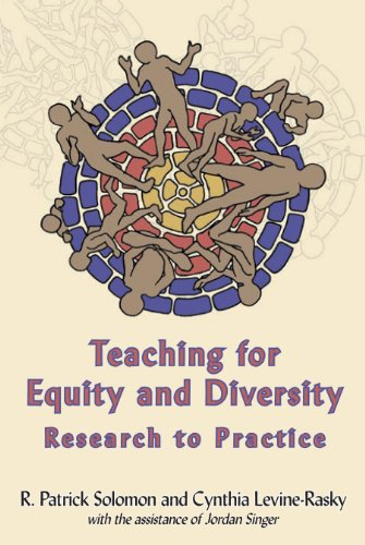 Teaching for Equity and Diversity: Research to Practice 9781551302461