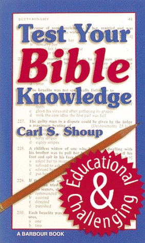 Test Your Bible Knowledge 9781557485410