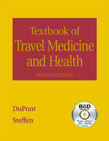 Textbook of Travel Medicine and Health 9781550091373