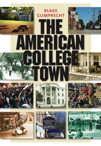 The American College Town 9781558496712