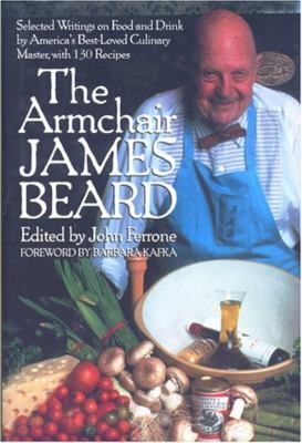 The Armchair James Beard 9781558217379