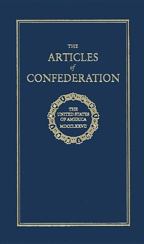 The Articles of Confederation 9781557094605