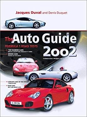 The Auto Guide 2002 9781552975336