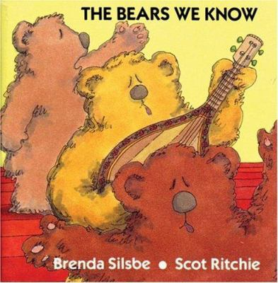 The Bears We Know 9781550370485