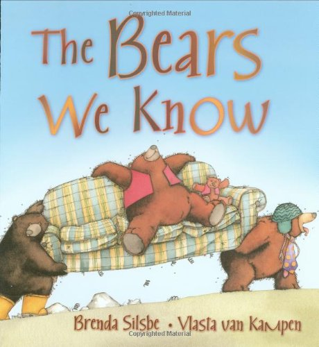 The Bears We Know 9781554511679