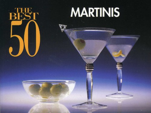The Best 50 Martinis 9781558672178
