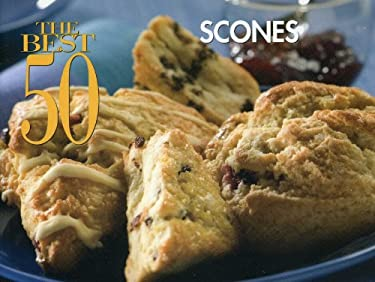 The Best 50 Scones 9781558673380