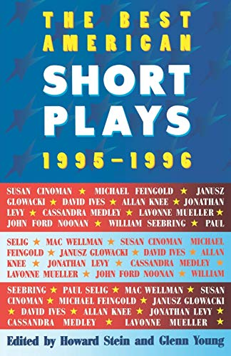 The Best American Short Plays 1995-1996 9781557832559