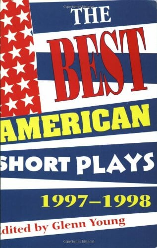 The Best American Short Plays 1997-1998 9781557834263