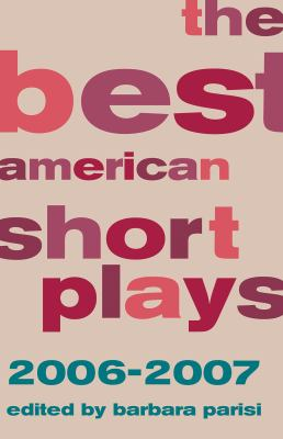 The Best American Short Plays 9781557837479