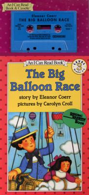 The Big Balloon Race Book and Tape [With] Book 9781559942218