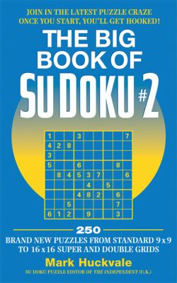 The Big Book of Su Doku #2 9781557047540