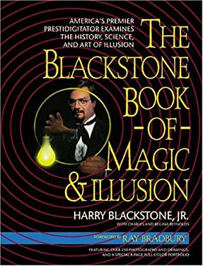 The Blackstone Book of Magic and Illusion 9781557041777