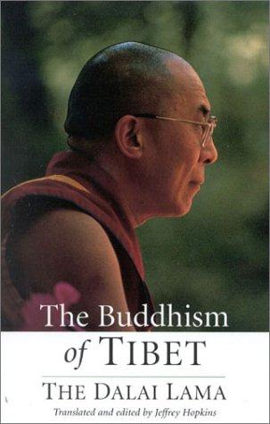 The Buddhism of Tibet 9781559391856