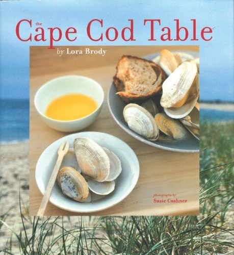 The Cape Cod Table 9781558323667