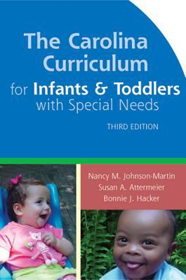 The Carolina Curriculum for Infants and Toddlers with Special Needs 9781557666536