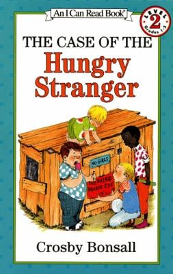 The Case of the Hungry Stranger Book and Tape [With] Book 9781559942232