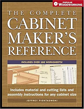 The Complete Cabinetmaker's Reference 9781558707573