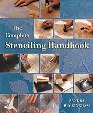 The Complete Stenciling Handbook 9781552096383