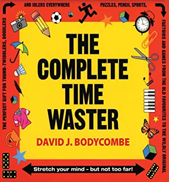The Complete Time Waster 9781554074549