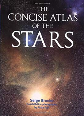 The Concise Atlas of the Stars 9781554070756