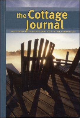 The Cottage Journal 9781552856666